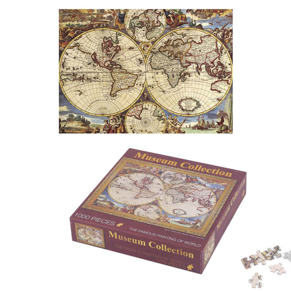 1000 Pcs/set DIY Jigsaw Puzzle