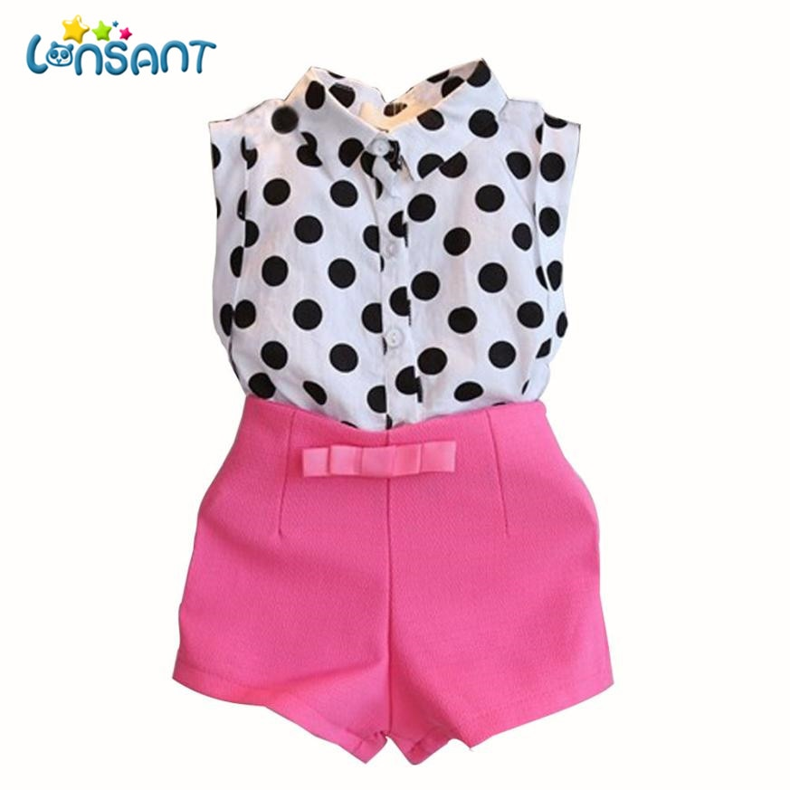 Girls Clothes Set
