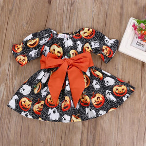 Kids Clothes Pumpkin Ghost