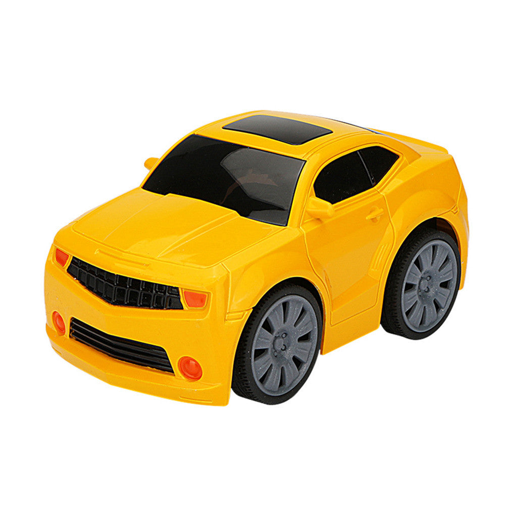 Children Educational Toys Sound Light Electric Friction Simulation Car Model.  Loved by children