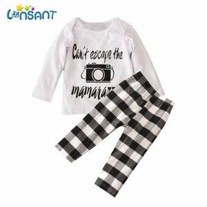 Fashion Baby Boys Clothes Set