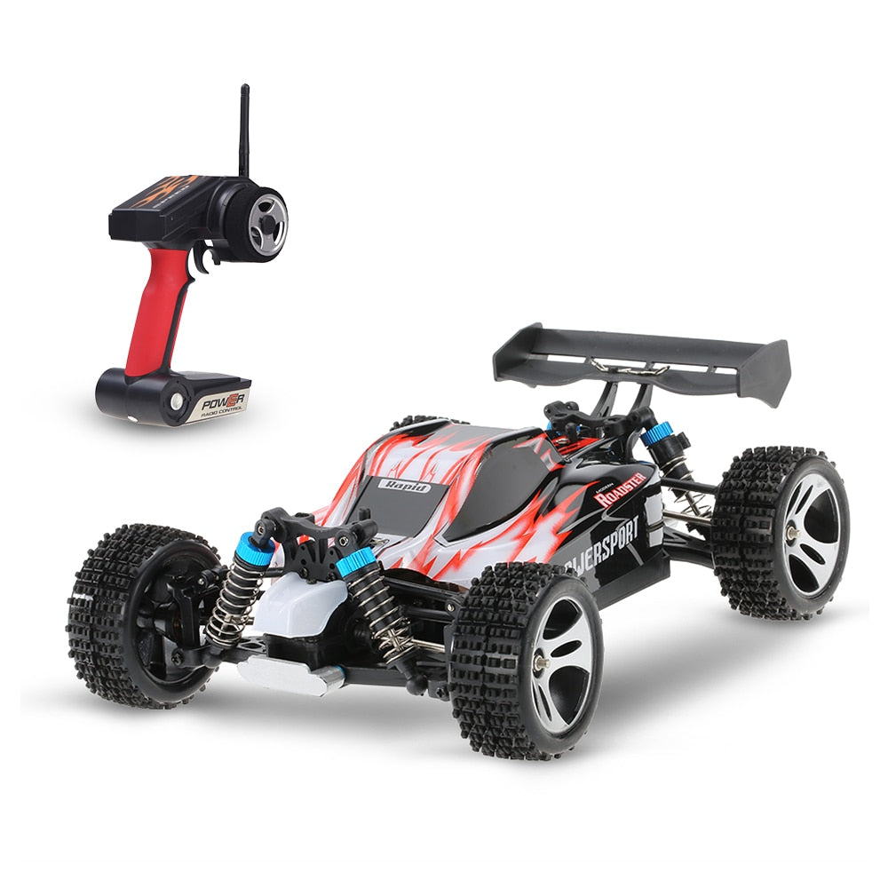 2018 Wltoys A959 Upgraded RC Car 1/18 4WD 2.4G RTR Off-Road Buggy Cars SUV Remote Control Toys High Speed Truck Vehicle Gifts