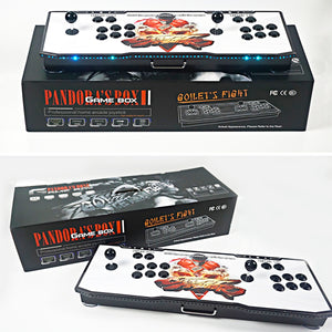 815 In 1 box 4S With LED Light Home Metal Arcade Console Machine