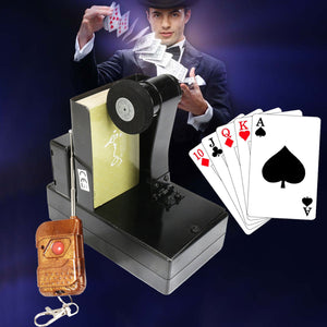 Magic Trick Card Fountain