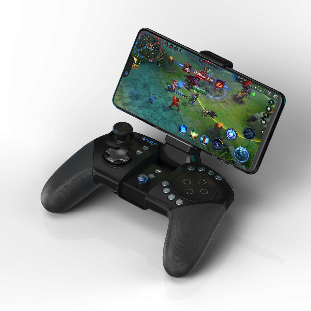 GameSir G5 with Trackpad and Customizable Buttons, Moba/FPS/RoS Bluetooth Wireless