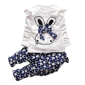 Baby Girl Cartoon Clothes