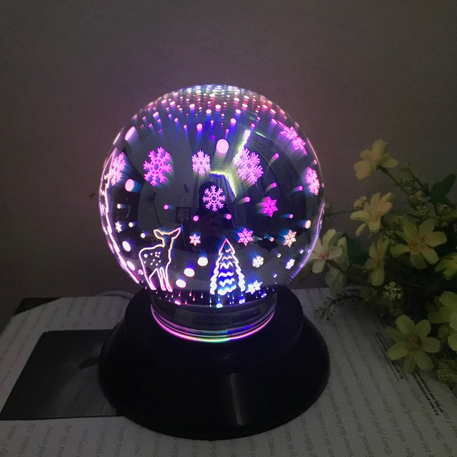 Christmas LED 3D Magical Light