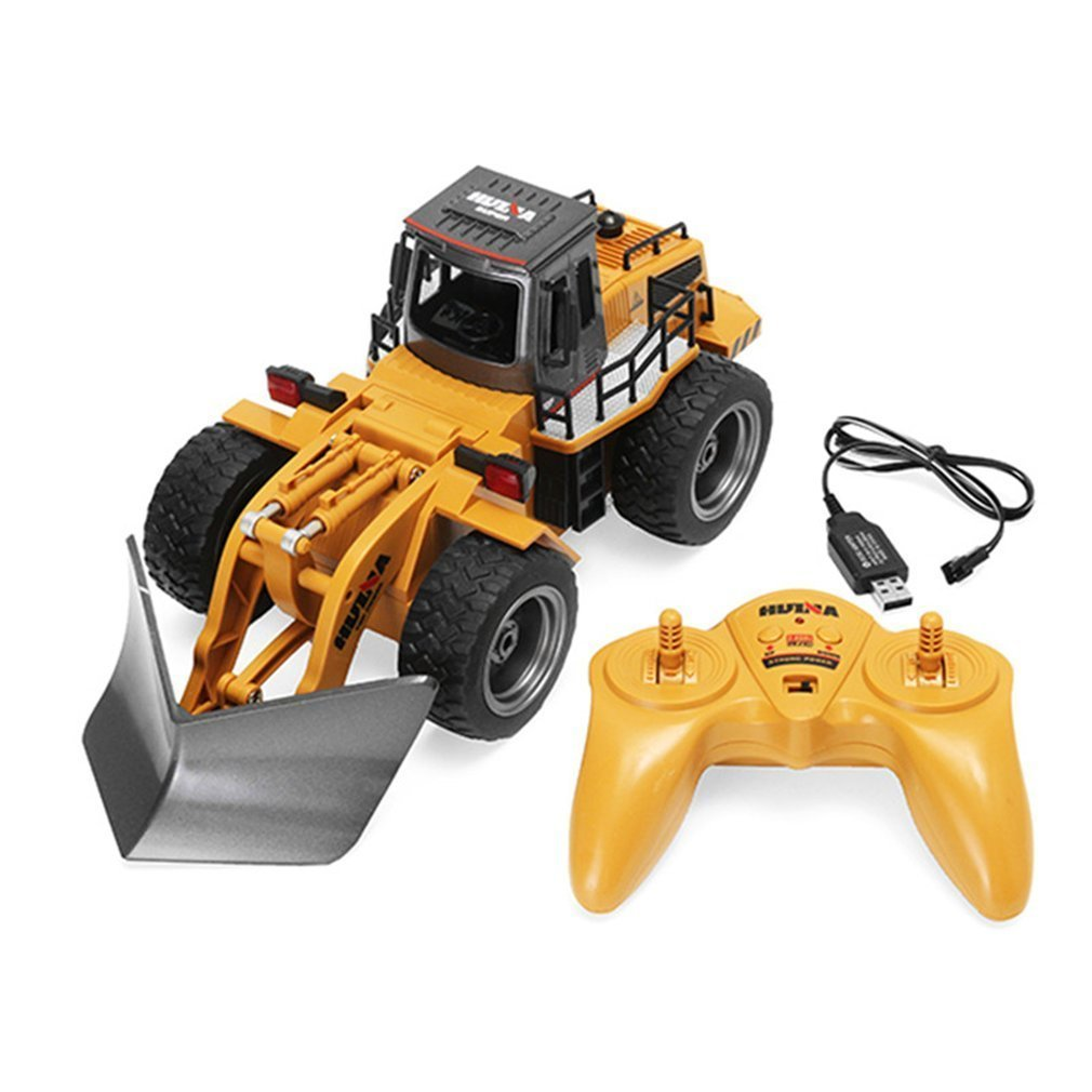 Shovel Snow Sweeper RC Truck