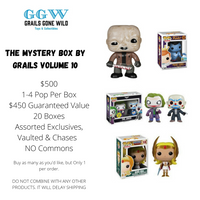 The Mystery Box by Grails Volume 10