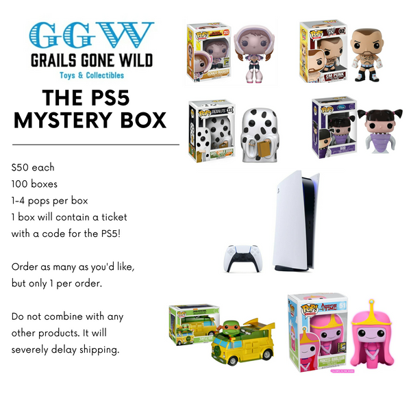 The PS5 Mystery Box
