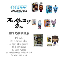 The Mystery Box by Grails Volume 2