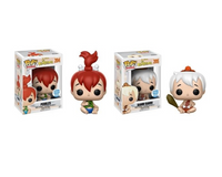 Pebbles & Bamm Bamm Funko Shop Exclusive LE 8000 Set