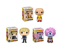 One Punch Man Set