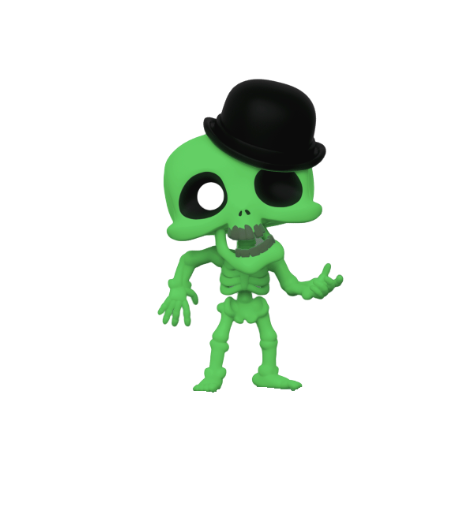 Skeleton Chase (GITD) (Funko Shop Exclusive)