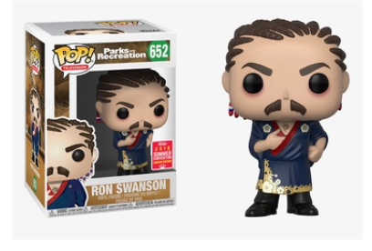 Ron Swanson (SDCC Exclusive) (Shared Sticker)