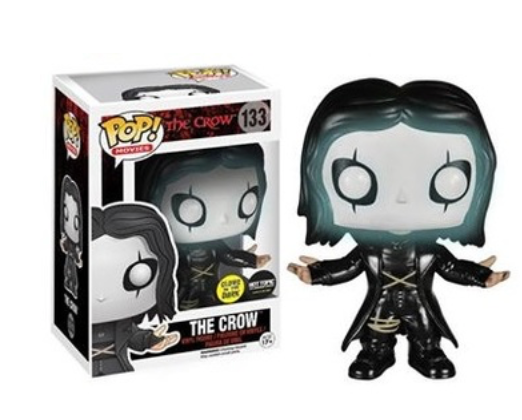 The Crow (Hot Topic) (GITD)