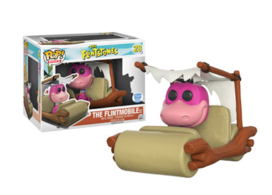 The Flintmobile Funko Shop Exclusive LE 6000