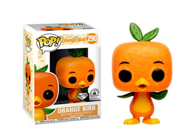 Orange Bird Disney Parks Exclusive (Diamond Edition)