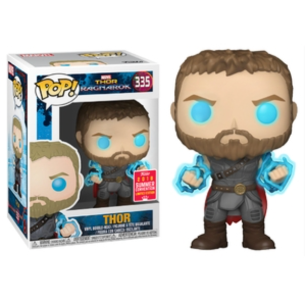 Thor (GITD) SDCC Exclusive (Shared Sticker)