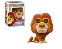 Mufasa (Flocked) Target Exclusive