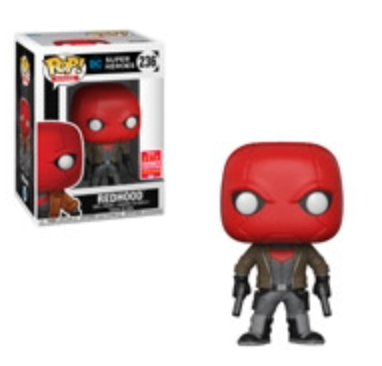 Red Hood SDCC Exclusive (Shared Sticker)