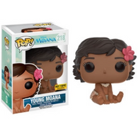 Young Moana Hot Topic Exclusive