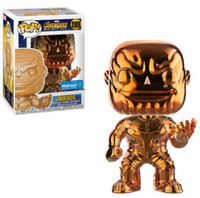 Thanos (Orange Chrome) Walmart Exclusive