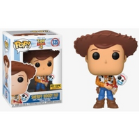 Sheriff Woody Holdy Forky Hot Topic Exclusive