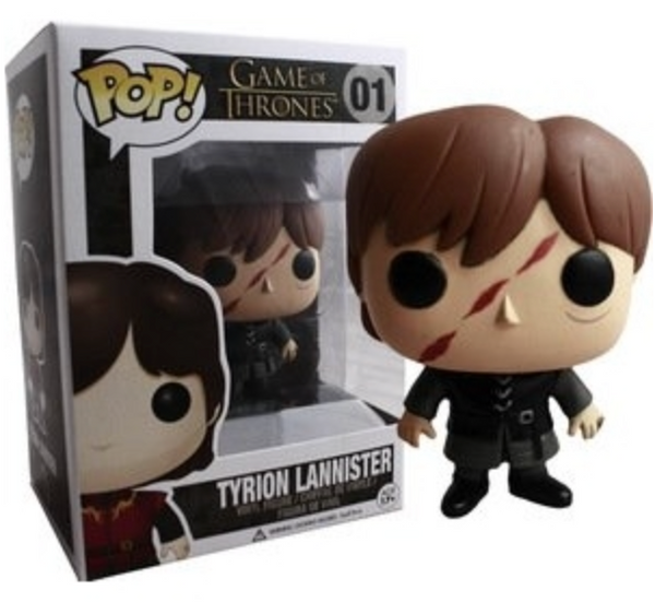 Tyrion Lannister (Scarred) Popcultcha Exclusive