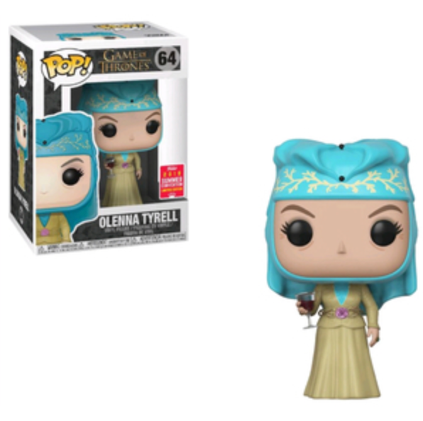Olenna Tyrell SDCC Exclusive (Shared Sticker)