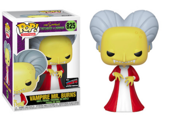 Vampire Mr. Burns NYCC Exclusive