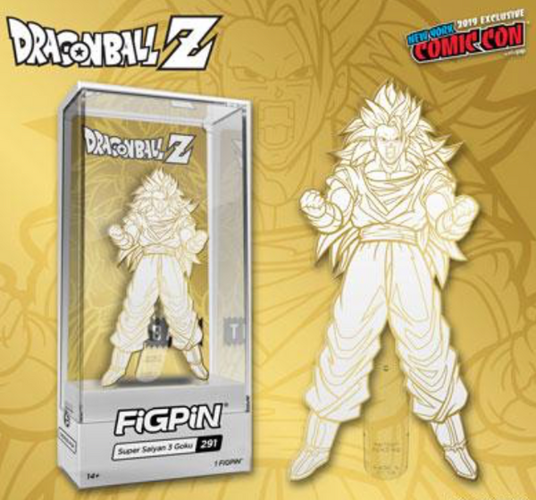 Super Saiyan 3 Goku 2019 NYCC Exclusive (Bait) LE 1000