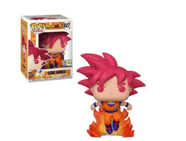 SSG Goku SDCC Exclusive (Con Sticker)