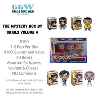 The Mystery Box By Grails Volume 4
