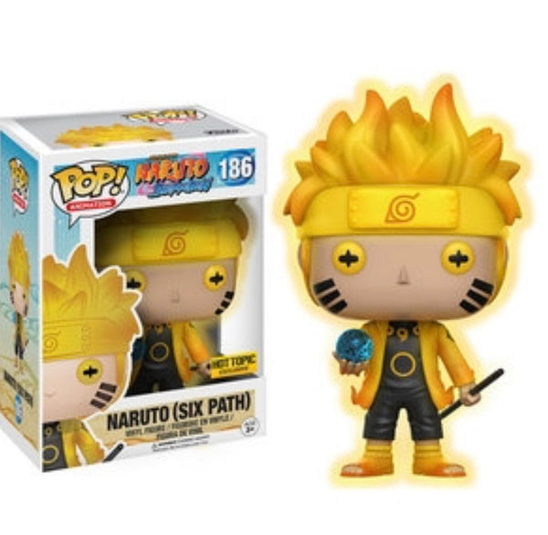 Naruto (Six Path) Hot Topic Exclusive