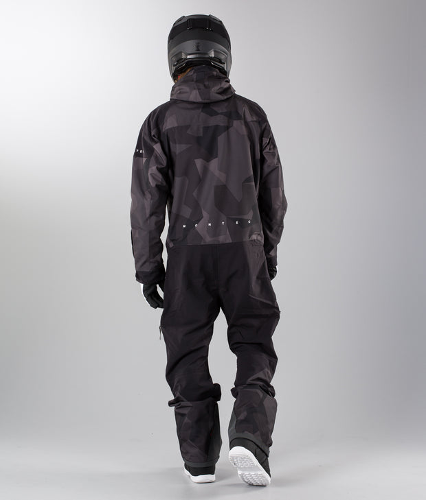 Next Monosuit Night Camo