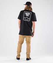 Ridge T-shirt Black