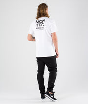 M-Tech T-shirt White