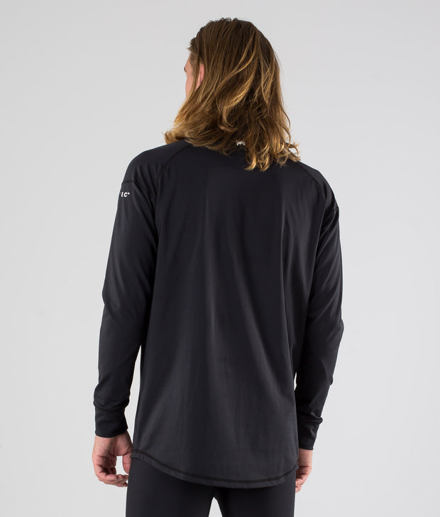 Zulu Base Layer Top Black