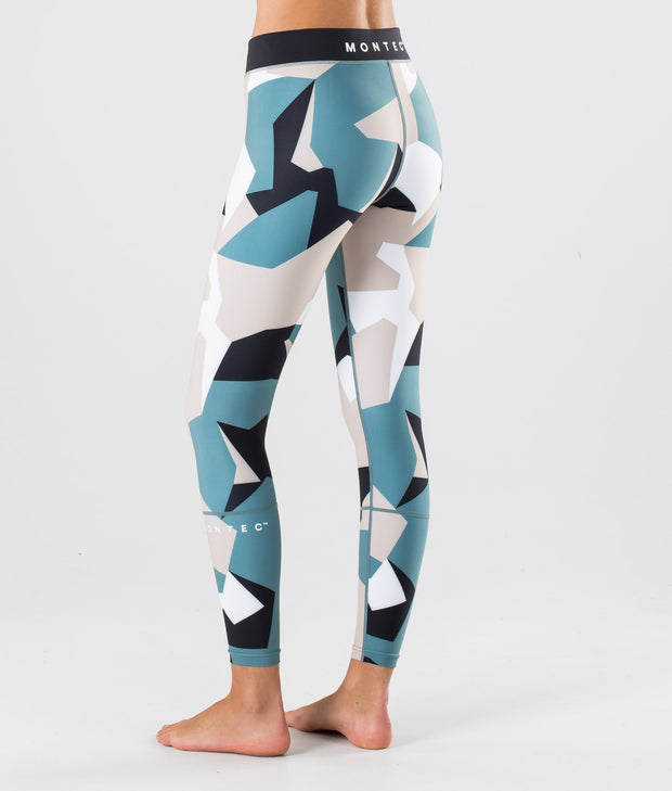 Zulu W Base Layer Pant Atlantic Camo