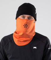 Ice Tube Facemask Orange