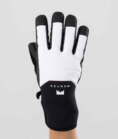 Kilo Glove Ski Gloves White