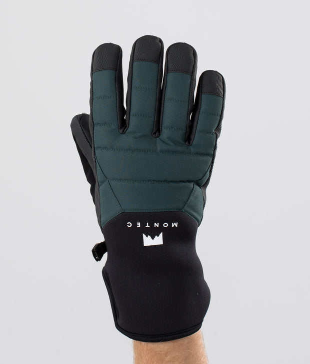 Kilo Glove Ski Gloves Dark Atlantic