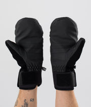 Kilo Mitt Ski Gloves Black