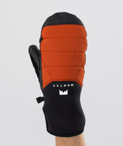Kilo Mitt Ski Gloves Clay