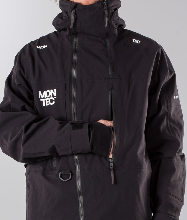 Mount Ski Jacket Black