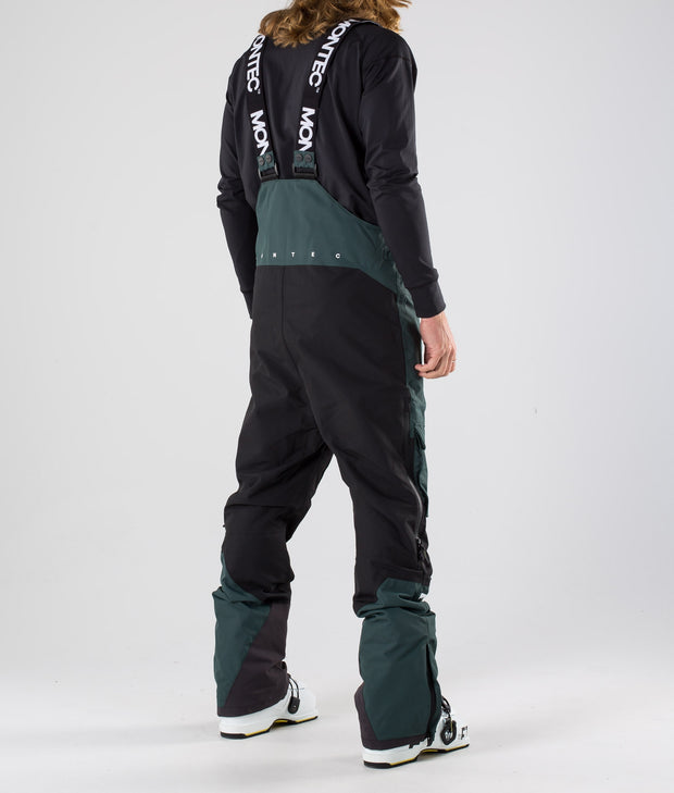 Fawk Ski Pants Dark Atlantic/Black