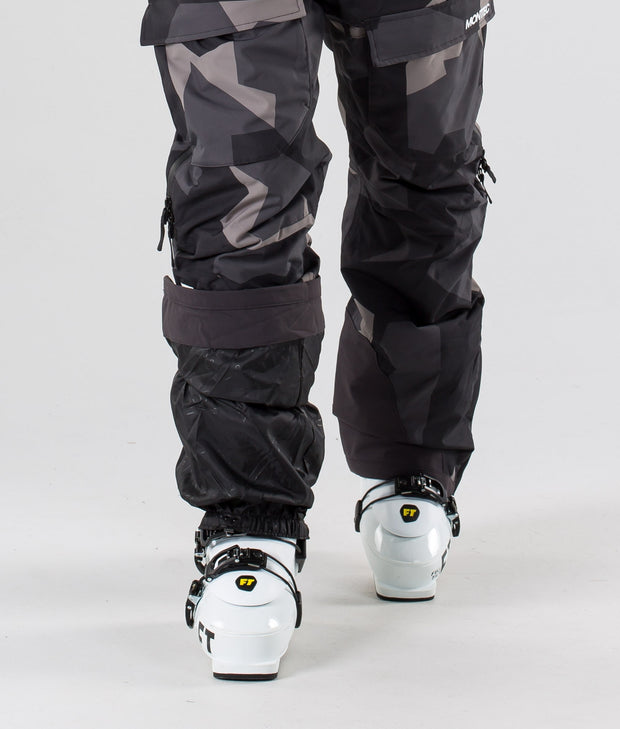 Fawk Ski Pants Night Camo