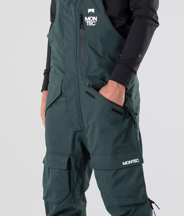 Fawk Ski Pants Dark Atlantic