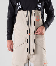 Fawk Ski Pants Desert Light Grey Atlantic